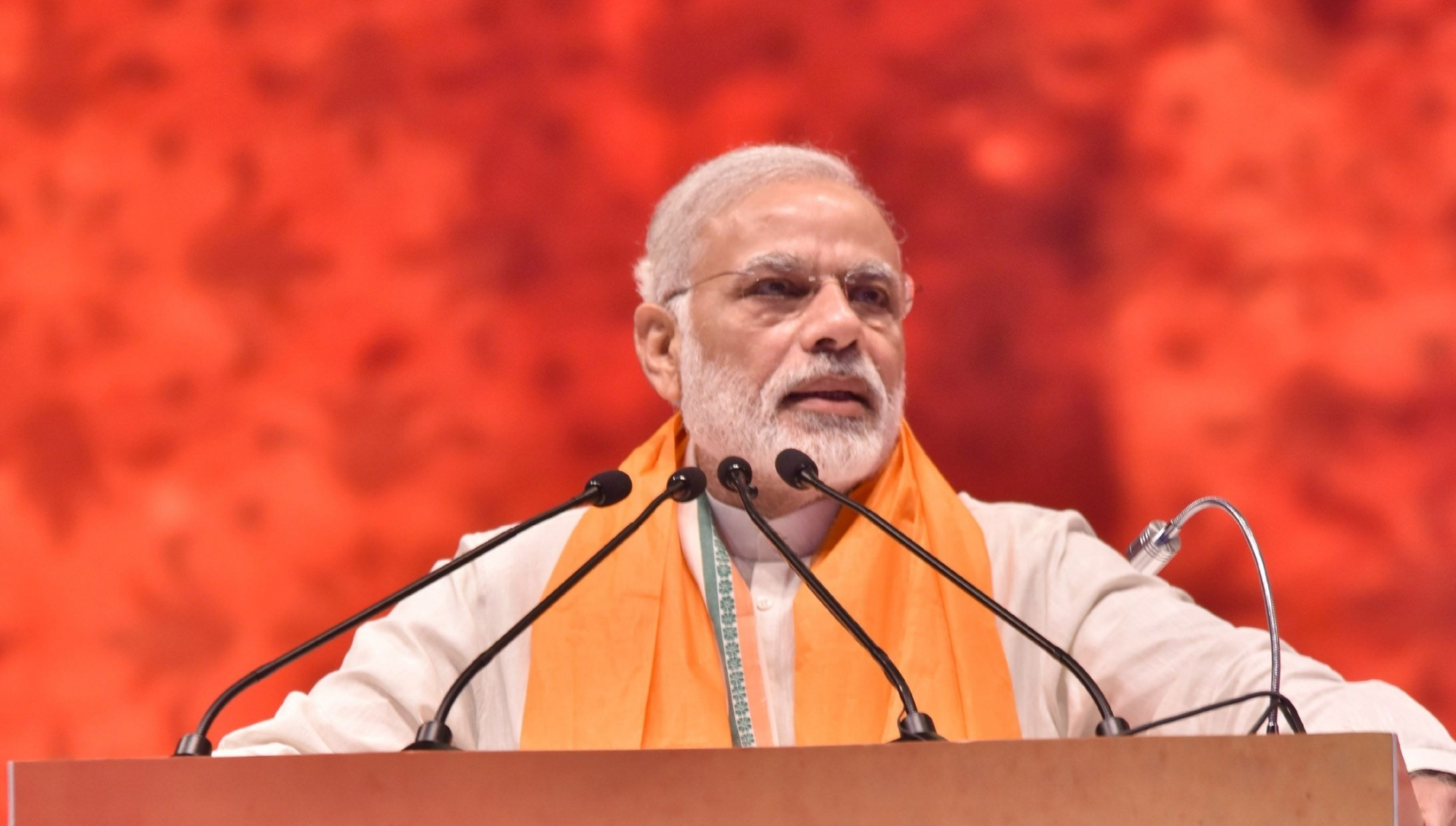 My resolve to weed out corruption unshakeable: Modi