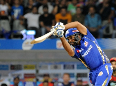Rohit Sharma was at his elegant best during his knock of 94. (IANS)