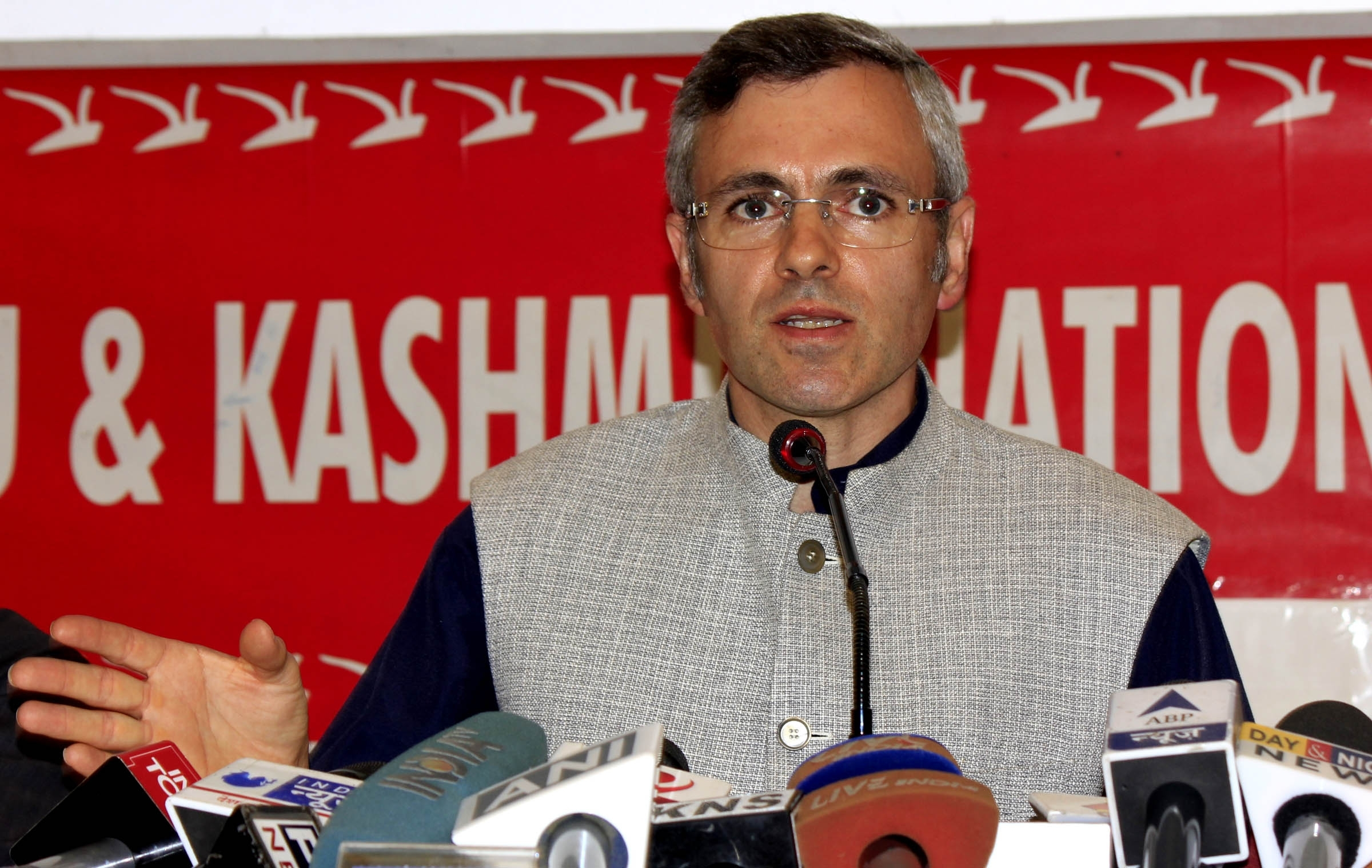 All exit polls can't be wrong, says Omar - newsonfloor.com