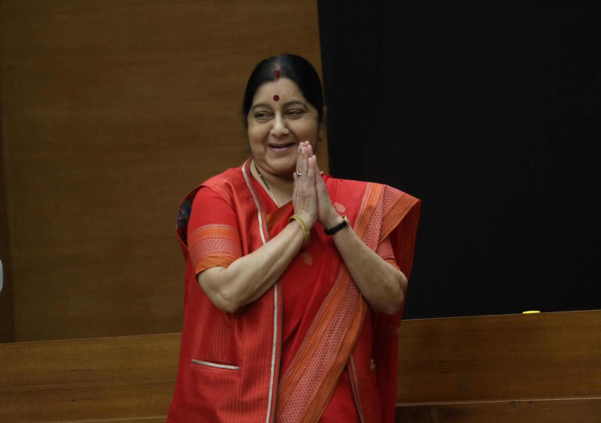 Modi government first to have six women cabinet ministers: Sushma - newsonfloor.com
