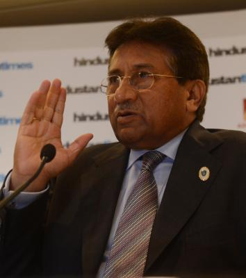 Afghan intelligence playing into India s hands: Musharraf