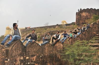 Nahargarh Fort to soon turn into an art gallery