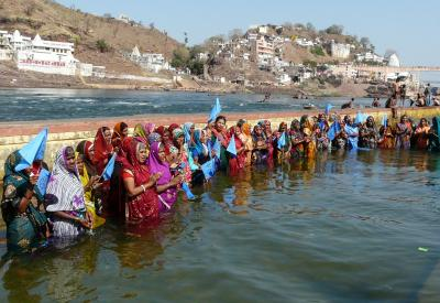 Gujarat, Madhya Pradesh on collusion course over Narmada waters