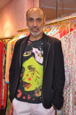 Time to include India in global fashion plan: Designer Manish Arora (IANS Interview)