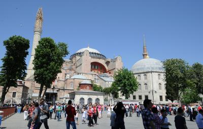 Turkey delays decision on turning heritage site into mosque
