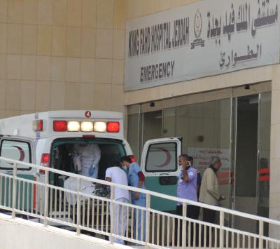 Saudi Arabia's coronavirus cases surpass 200,000