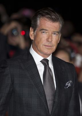 I don t look at the cup as half full: Brosnan