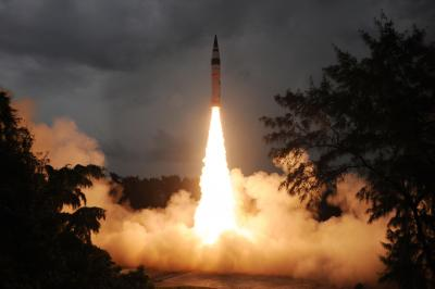 India test fires nuclear-capable Prithvi-II missile