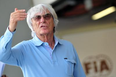 Current F1 Championship should be cancelled: Ecclestone