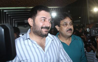 Arvind Swami completes shooting for  Sathuranga Vettai 2