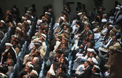 Afghan elders to decide fate of 400 Taliban inmates