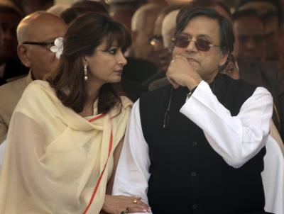 Delhi court seeks police reply in Sunanda Pushkar case