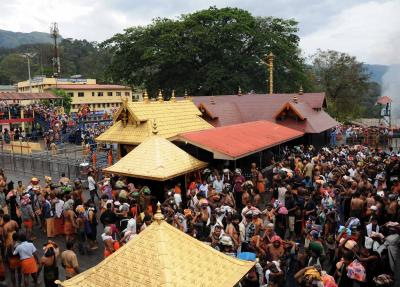 Devaswom justifies ban on entry of women into Sabarimala