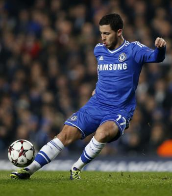 Want to win titles at Chelsea, says Hazard