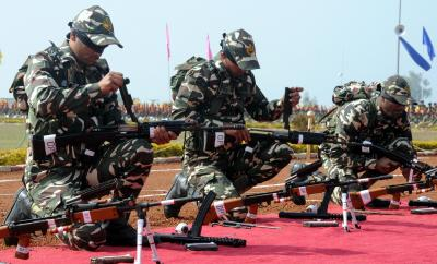 Centre to deploy 100 companies of paramilitary forces in J&K