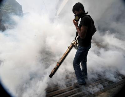 Death toll in dengue outbreak hits 40 in Bangladesh