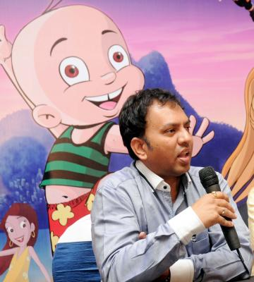 Indian animation industry needs home grown heroes