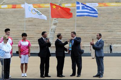 Chinese Olympic Committee supports IOC decision on new dates