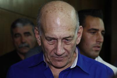 Israeli ex-PM Olmert freed from jail