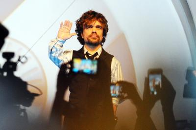 Peter Dinklage joins PETA and urges fans to stop buying husky puppies