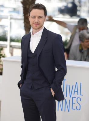 James McAvoy thinks he s ugly for rom-coms