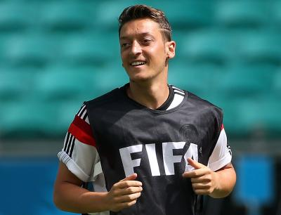 I'll give everything I have for Arsenal, says Ozil