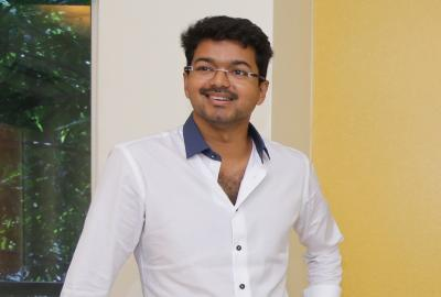 Police complaint against  Mersal  hero Vijay lodged in Madurai