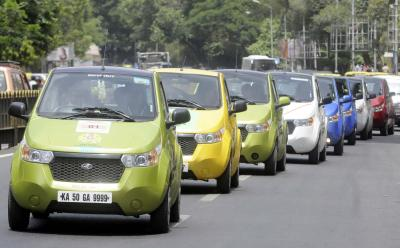 AWS puts Mahindra Electric in top gear as India adopts EVs: CEO