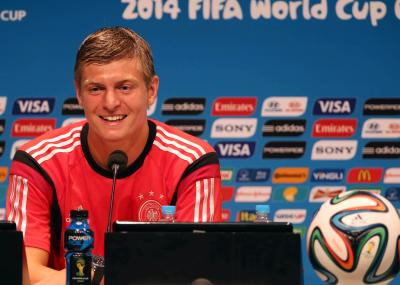 Kroos extends contract with Real Madrid till 2023