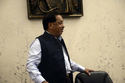 Maharashtra ex-CM Narayan Rane launches new party, says NDA option open