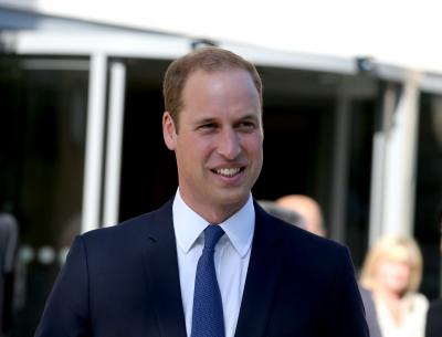William gets new role from Queen