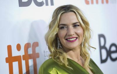 The Mountain...  shooting was much harder than  Titanic : Kate Winslet
