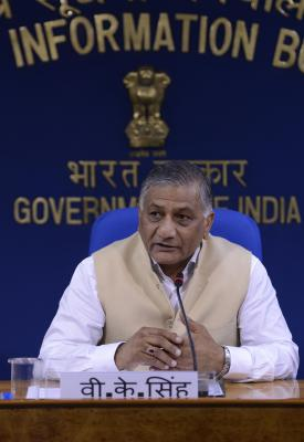 V.K. Singh confirms Minister barred from visiting China