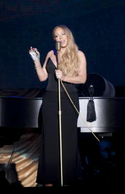 Mariah Carey to be honoured for hip-hop collaboration
