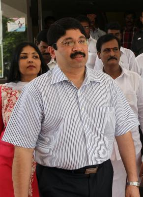 Maran brothers, others discharged in illegal telephone exchange case