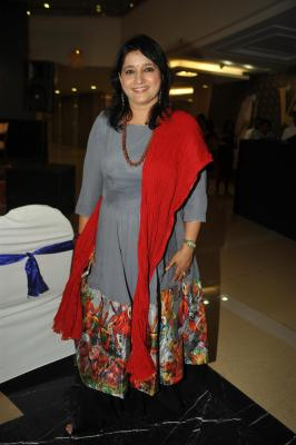 Kavita Seth happy with son s solo musical debut