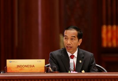 Indonesian President calls for promotion of Asian Games