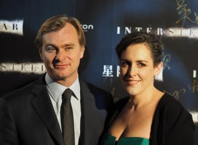 Nolan gets his first Oscar nomination for Best Director