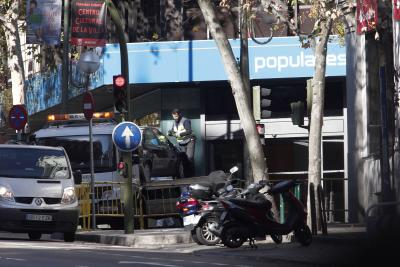 3 killed in Madrid explosion
