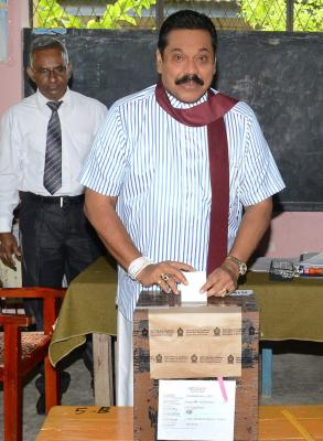 Rajapaksa s party wins local bodies polls