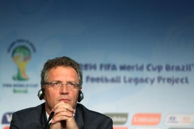 Jerome Valcke, former FIFA head, charged with corruption