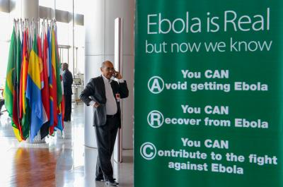 Ebola cases on rise, reach 14 in DRC
