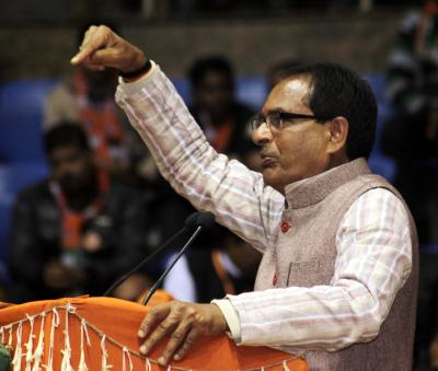 Corruption, in-fighting could doom Kamal Nath govt: Chouhan