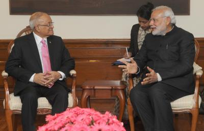 India expresses dismay over Maldives political situation