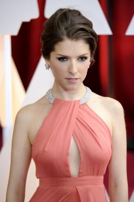 Anna Kendrick said no to  tighter clothes