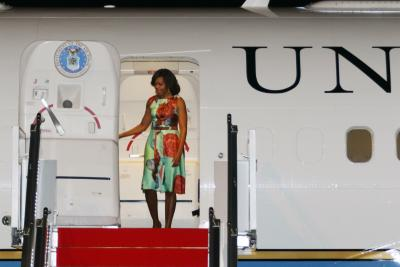 Won t run for office, says Michelle Obama
