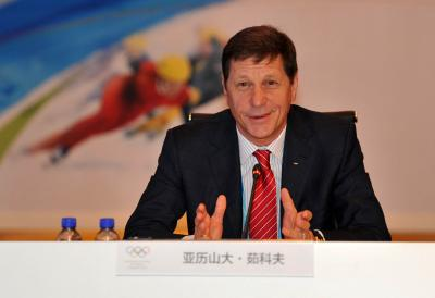 Russia s Olympic chief asks for stepping up national anti-doping work