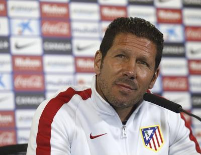 Atletico coach seeks solutions to get past Girona in Copa del Rey