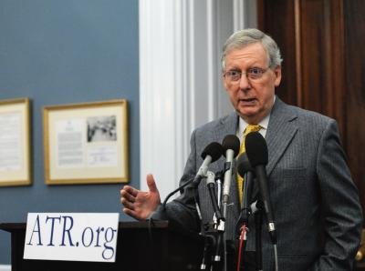 US Senate to vote on duelling government funding bills