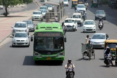 Monitor room to trace DTC buses at ISBT